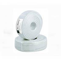 Коаксиальный кабель FinMark RG-6 white