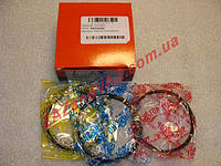 Кольца поршневые Ланос Lanos 1.6 AZTEC ремонт +0.5 Корея 93740227 AZT003-050