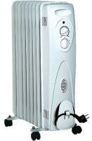 Обогреватель масляный радиатор Calore HR-7F (7секций,1500 Вт)