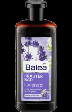 Пена для ванны с ароматом лаванды Balea Lavendel