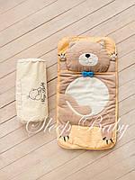 Слипик детский Sleep Baby 120x60 Котик. Бесплатная доставка!