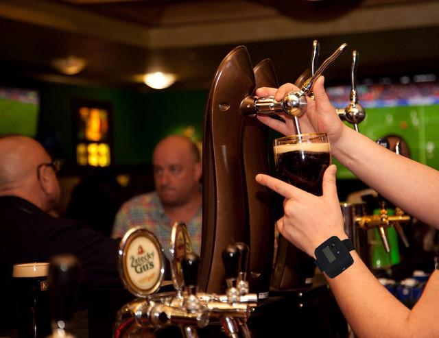 фото: Лучшее пиво в ирландском пабе Киева