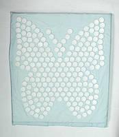 Акупунктурный коврик Бабочка-Релакс оранжевый (50 х 55 см)