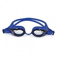 Очки для плавания Shepa 303 (original) взрослые плавательные очки, регулировка на переносице