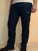 """Спортивные трикотажные ровные мужские брюки """"NIKE"""""""