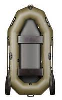 Надувная лодка BARK В-240 Двухместная гребная, комплект