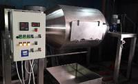 Барабанный стерилизатор для порошкообразных и сыпучих продуктов ОБП09Е.1Т6СН