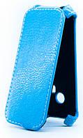 Чехол Status Flip для Microsoft Lumia 625 Blue