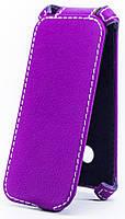 Чехол Status Flip для Microsoft Lumia 625 Purple
