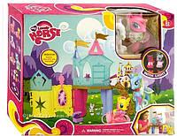 Игровой набор Кристальный замок пони My lovely Horse 3225