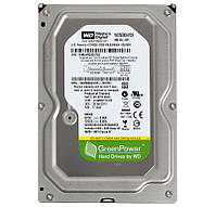 Жесткий диск для компьютера 500Gb Western Digital AV-GP, SATA2, 32Mb, IntelliPower, Recert (WD5000AVDS) (Ref)
