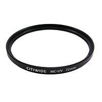 Ультрафиолетовый UV-MC фильтр 72мм CITIWIDE