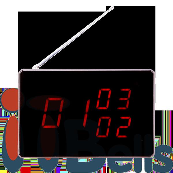 Табло отображения вызовов ITbells-108
