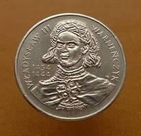 Польща 10000 злотих 1992 - Король Владислав ІІІ