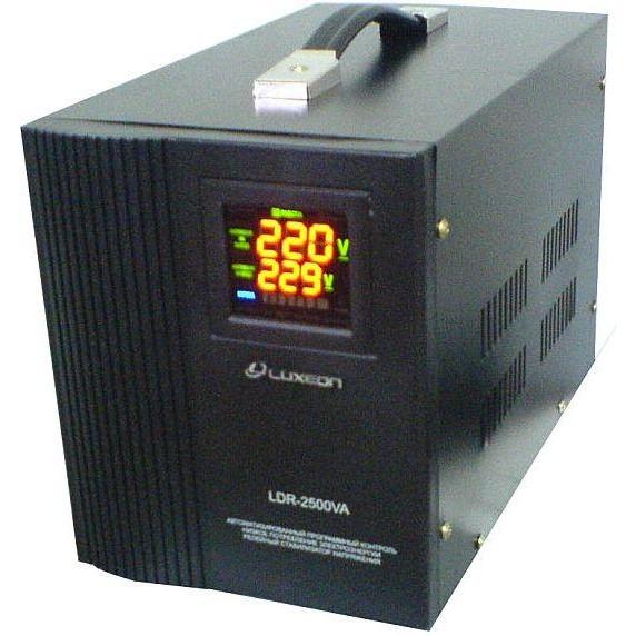 Стабилизатор напряжения релейный Luxeon LDR-2500VA 2500ВА