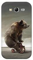 Чехол для Samsung Galaxy Core Advance I8580 (Медведь)