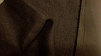 Шторный Лен Blackout блэкаут №10 цвет коричневый