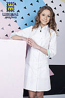 Белые халаты медицинские