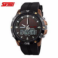 Мужские наручные часы SKMEI 1064. Гарантия 3 месяцев.