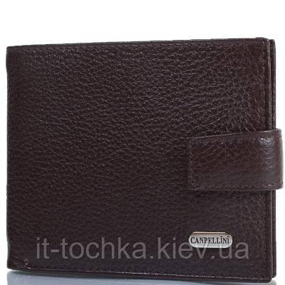 Мужской кожаный кошелек canpellini (КАНПЕЛЛИНИ) shi1045-14