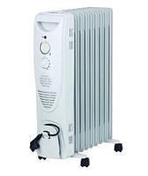 Обогреватель масляный  с вентилятором EQ 9RF 2000 Вт (2000 Вт, 9 секций, вентилятор)