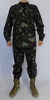 """Костюм камуфлированный, военный """"Бутан - ripstop"""""""