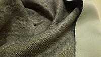 Шторный Лен Blackout блэкаут №8 цвет мокко