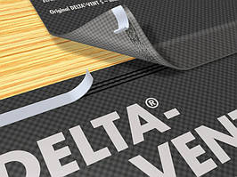 Dorken Delta Vent S PLUS - гідроізоляційна супердифузійна покрівельна мембрана