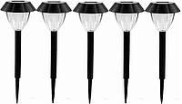 Светильники садовые фонари на солнечных батареях Expert ELWF-SPL-S111 (5 шт)