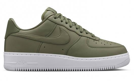 Женские кроссовки  Nike Lab Air Force 1 Urban-Haze