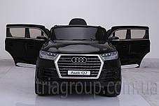 Детский электромобиль Audi Q7 джип, фото 3