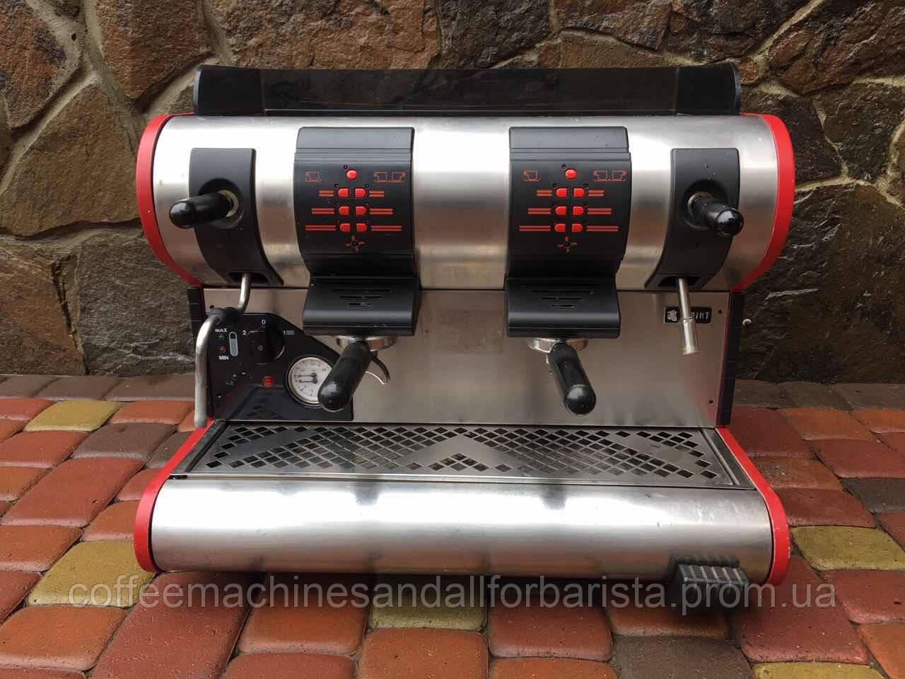Кофемашина La San Marco Sprint (компакт,2группы)