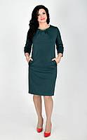 """Очень красивое платье большого размера """"131"""" Размеры 52."""