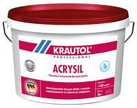 Краска фасадная силикон-модифицированная Krautol Acrysil, 10л