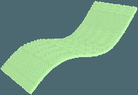 Ортопедический матрас «Green Kokos» ТМ «Take&Go bamboo»