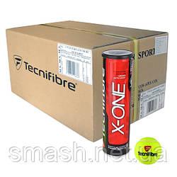 Теннисные мячи Tecnifibre X-One  72 мяча