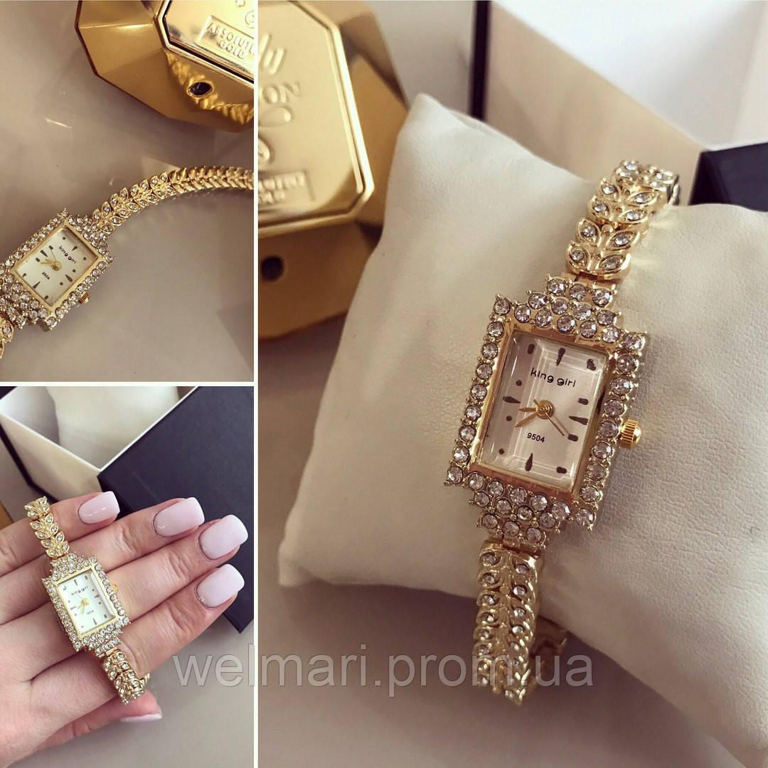 Женские красивые часы с тоненьким ремешком, фото 1