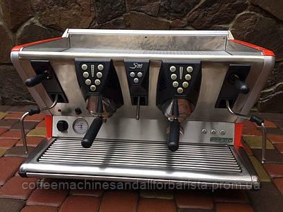 Кофемашина La San Marco 100 (2 группы)