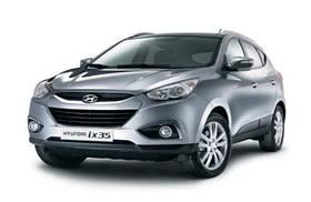 Hyundai IX35 2010-2015