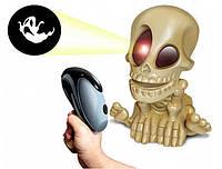 Динамичная интерактивная игра Johnny the Skull Fotorama (0669) Скелетончик Джони