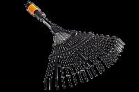 Грабли для листьев металлические QuikFit™ Fiskars