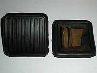 Накладка педали сцепления и тормоза ГАЗ 21 (21А-1602438, пр-во СЗРТ)