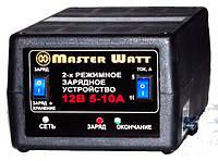 Автоматичний зарядний пристрій для автомобільних акумуляторів 5-10А 12В 2-х режимний