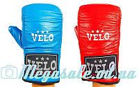 Снарядные перчатки Velo 4005, 2 цвета: кожа, S/M/L/XL