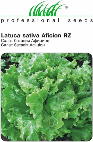 Насіння салату Батавія Афіціон, 30 шт