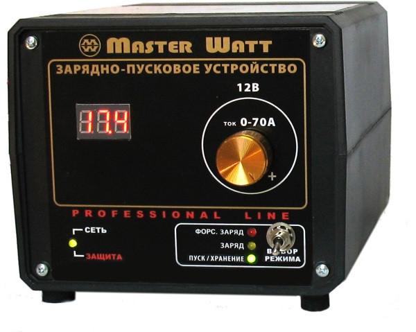 Пуско-зарядний пристрій для автомобільних акумуляторів 12В 70А 3-х режимний (Ц)