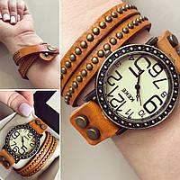 Женские оригинальные часы с большими цифрами