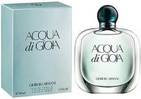 Giorgio Armani Acqua di Gioia edp 100 ml туалетная вода - Женская парфюмерия