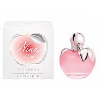 Nina Ricci Nina L'Eau edt 80 ml туалетная вода - Женская парфюмерия