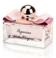 Salvatore Ferragamo Signorina edt 100 ml туалетная вода - Женская парфюмерия